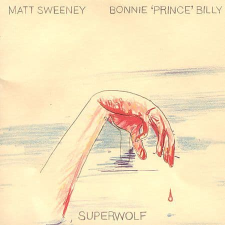 "Matt Sweeney, Bonnie ""Prince"" Billy<br>Superwolf<br>CD"
